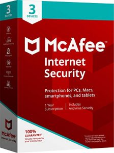 Free Internet Security >> Mcafee Internet Security 2020 Crack License Key Free Download
