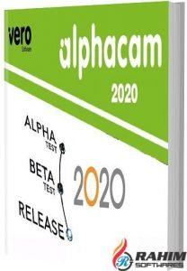 VERO ALPHACAM 2020 Crack + License key Free Download