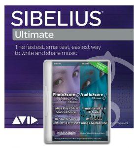 Avid Sibelius 2020 Crack + License key Free Download
