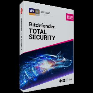 Bitdefender Total Security 2020 Crack + License key Free Download