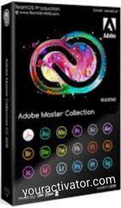 Adobe Master Collection CC Crack