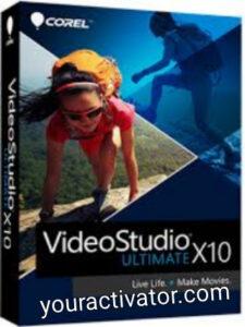 Corel VideoStudio Ultimate Crack