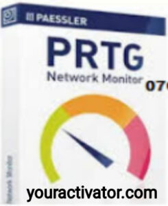 PRTG Network Monitor Crack