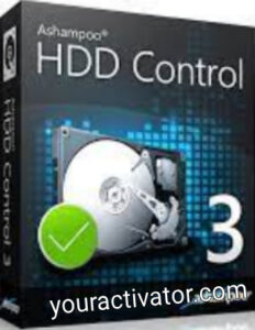Ashampoo HDD Control Crack