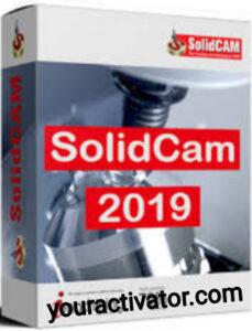 SolidCAM Crack