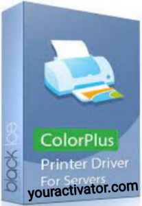 Black Ice Color Printer Drivers Crack