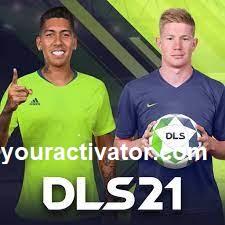Dream League Soccer 8.30 Cracked APK MOD + Data Free Download 2021